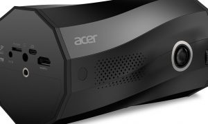 Acer C250i portable projector