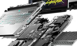 Alienware-Area-51m-exploded
