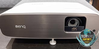 The BenQ HT3550 CinePrime 4K UHD Projector
