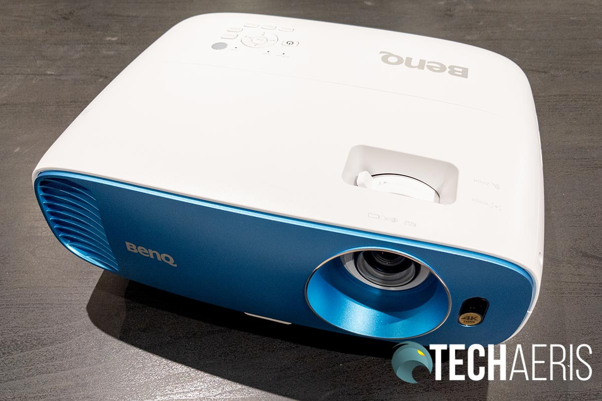 The BenQ TK800M 4k UHD Sports Projector