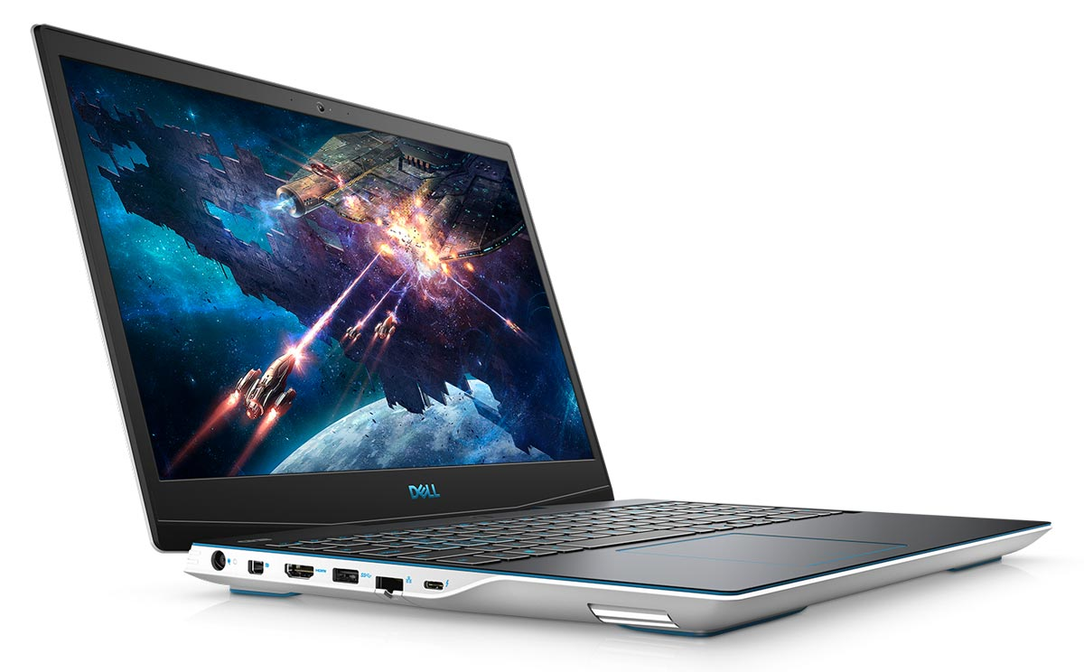 The Dell G3 15 gaming laptop