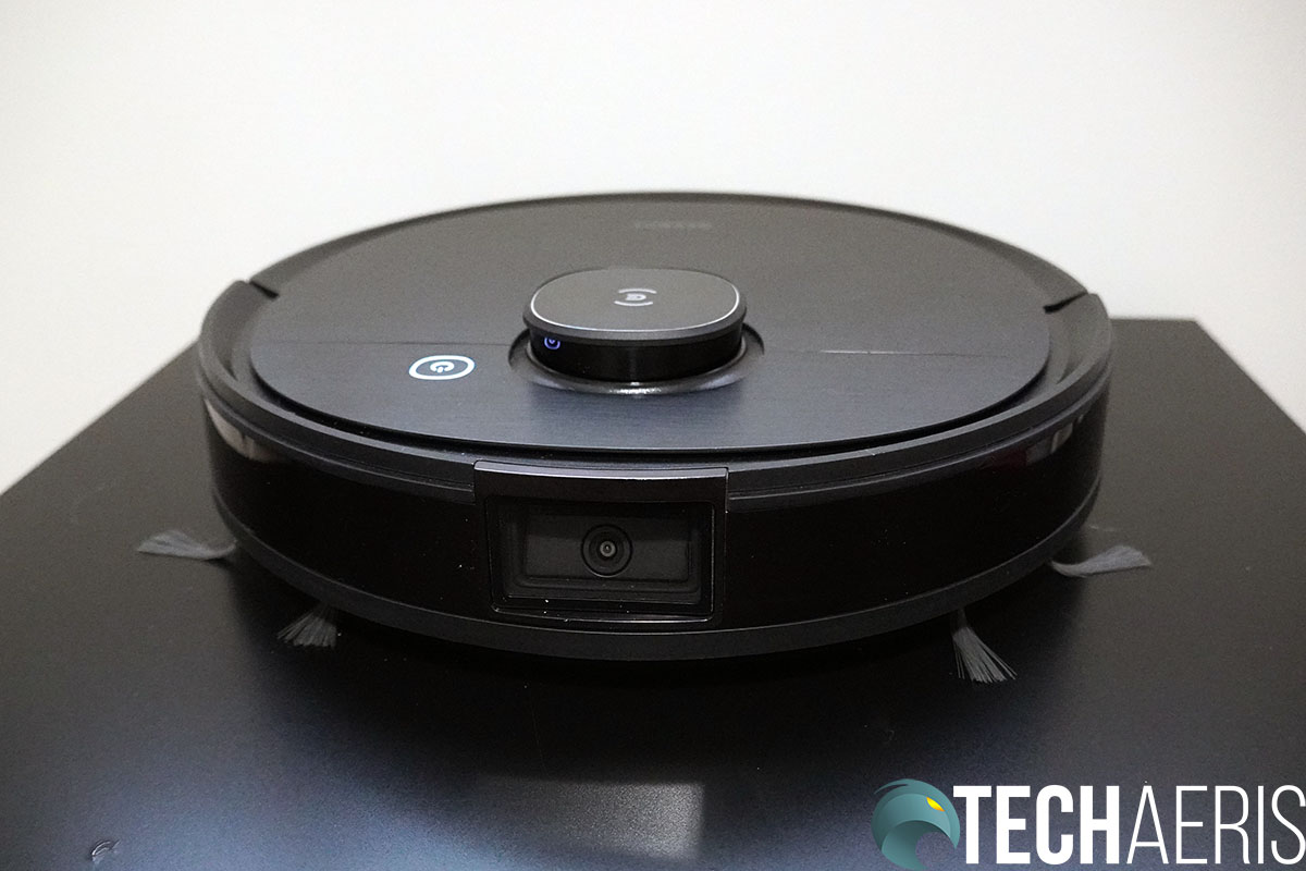 ECOVACS-DEEBOT-OZMO-T8-AIVI-Front-Camera