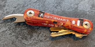 The Star Trek KeySmart Pro