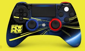 Limited edition May the 4th SCUF Impact PlayStation 4 controller