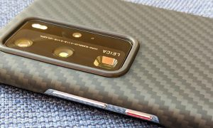 The Pitaka MagEZ Case for Huawei P40 Pro
