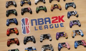 Scuf Gaming NBA 2K League PS4 controllers