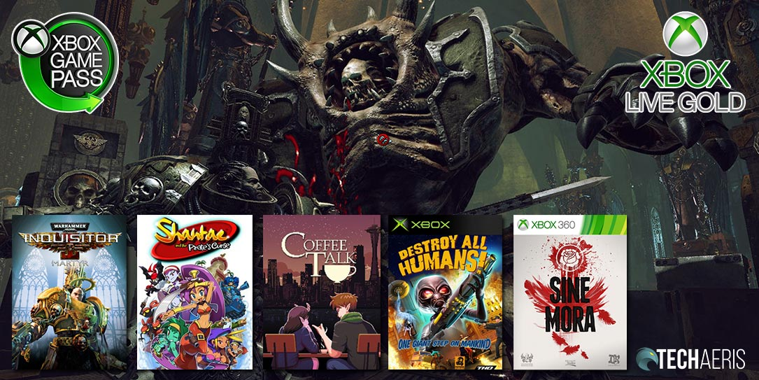 June 2020 Games with Gold