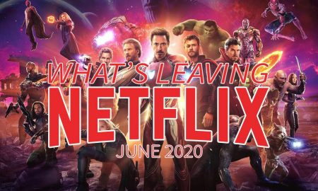 What's leaving Netflix June 2020