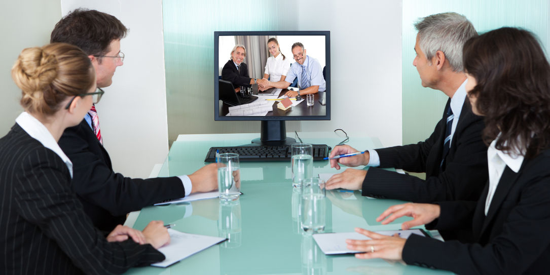 secure video conferencing