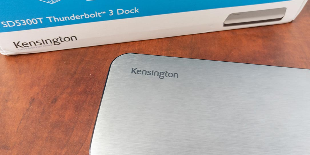 Kensington SD5300T Thunderbolt 3 Dock