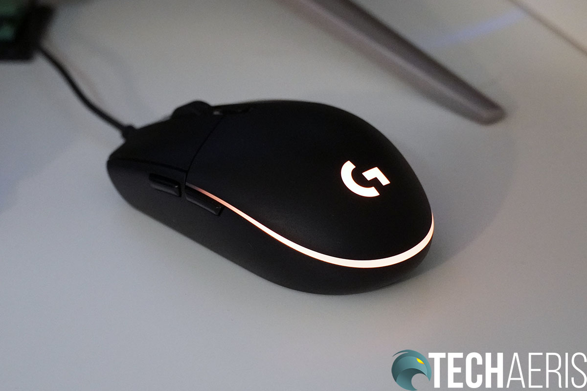 Logitech G203 LIGHTSYNC Gaming Mouse Main
