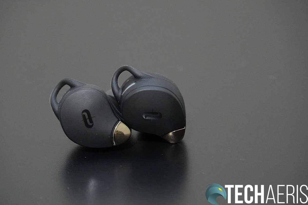 TaoTronics SoundLiberty 79 TWS Earbuds Front Face
