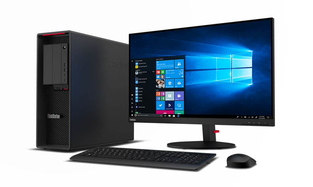 Lenovo ThinkStation P620 Processor AMD Ryzen Threadripper PRO