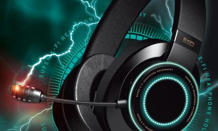 Creative SXFI Gamer Headset