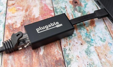 Plugable USB-C Adapter for Gigabit Ethernet