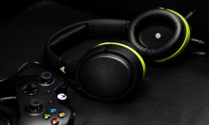 The Audeze Penrose X for Xbox One and Xbox Series X consoles