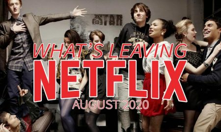 What's leaving Netflix in August 2020 Skins