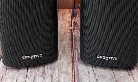 Creative T100 Premium Hi-Fi 2.0 Desktop Speakers
