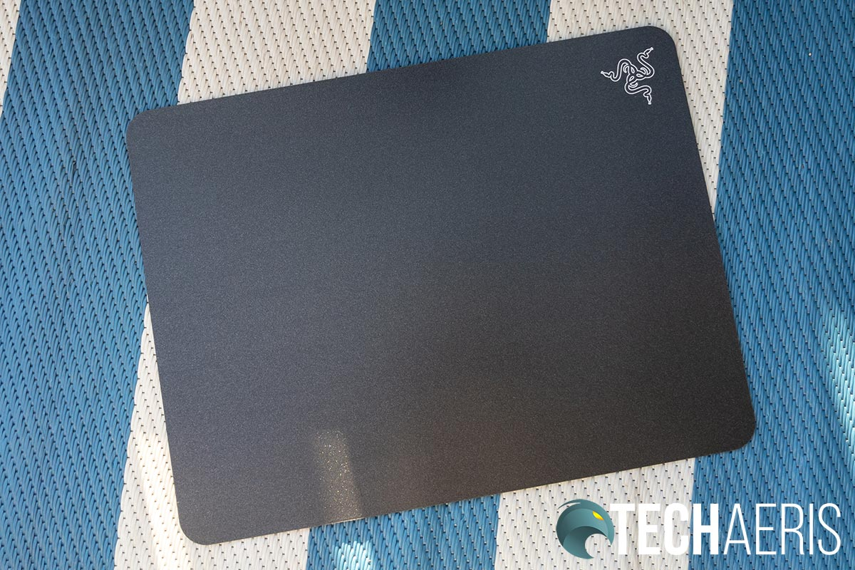 The Razer Acari ultra high-speed, ultra-low friction mouse mat