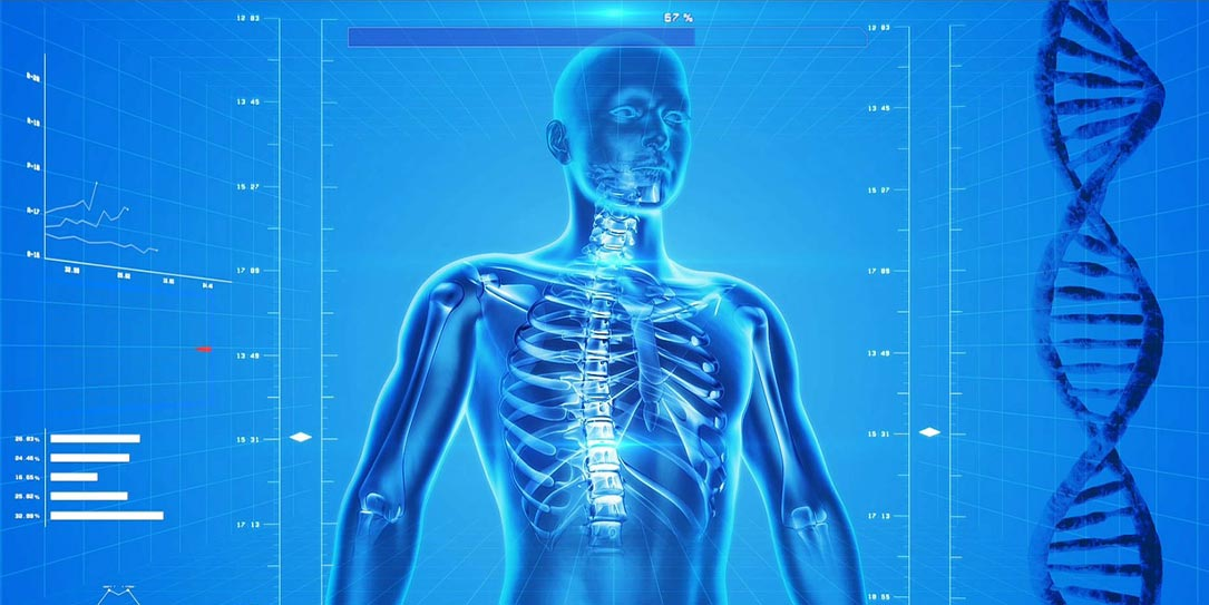 healthcare-technology-human-skeleton-diagram