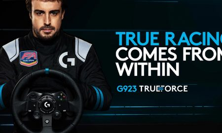Logitech G923 Racing Wheel