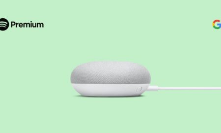 Spotify Free Google Nest Mini