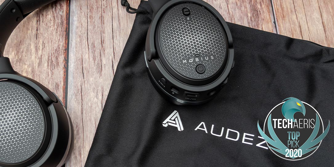 The Audeze Mobius headset