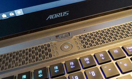 GIGABYTE AORUS 17G gaming laptop