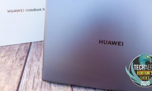 The Huawei MateBook X Pro laptop