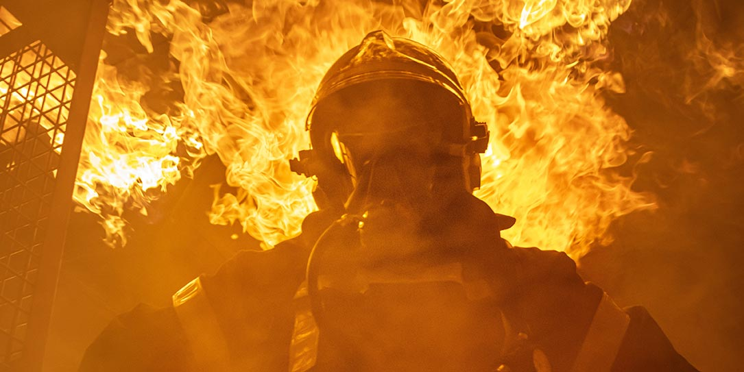 firefighter fire flame resistant clothing