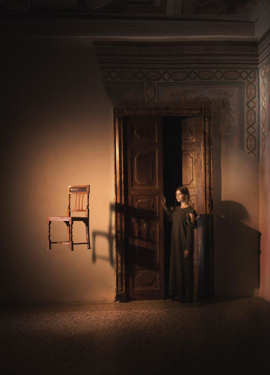 The Girl with the Chair. Shot by Canon Ambassador Eberhard Schuy on the Canon EOS 5D MII using an EF 24-105mm lens (courtesy Canon)