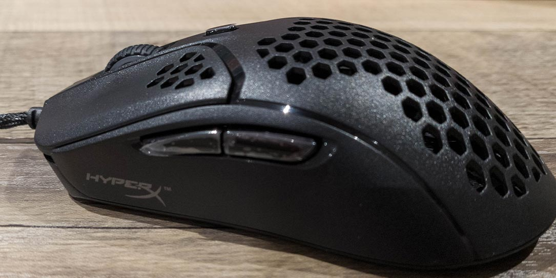HyperX Pulsefire Haste gaming mouse