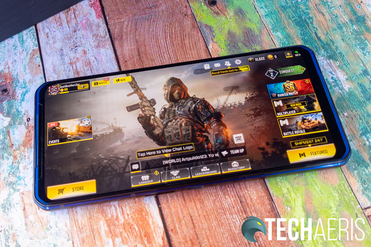 I spent far too much time playing Call of Duty: Mobile on the Lenovo Legion Phone Duel gaming smartphone