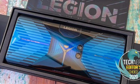 The Lenovo Legion Phone Dual gaming smartphone