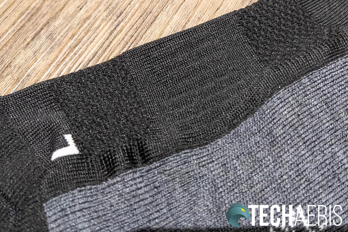 Detail of the MP Merino Wool Socks 37.5