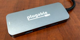 Plugable USB-C 7-in-1 Hub