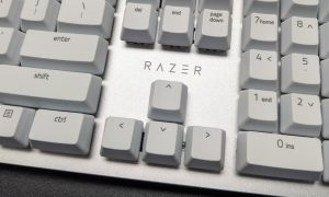 Razer Pro Type mechanical keyboard