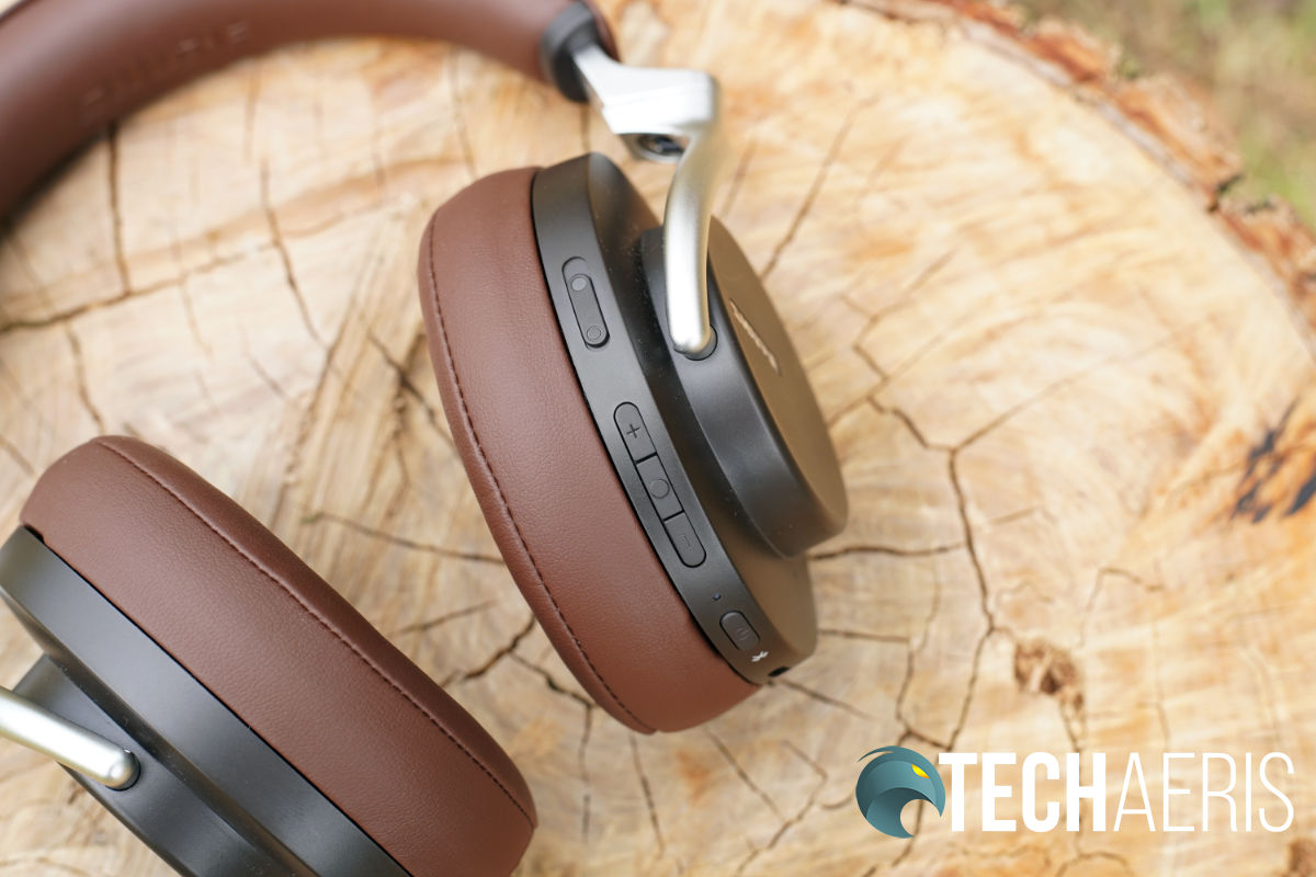 Shure AONIC 50 noise-cancelling headphones