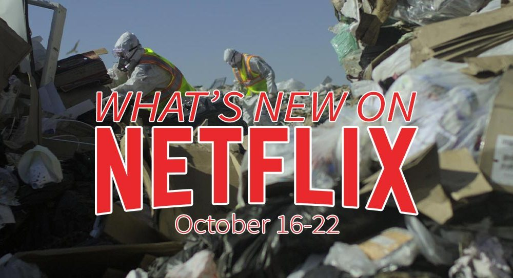 New on Netflix October 16-22 unsolved mysteries