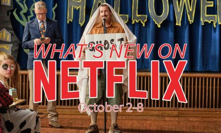 New on Netflix October 2-8 Adam Sandler Hubie Halloween