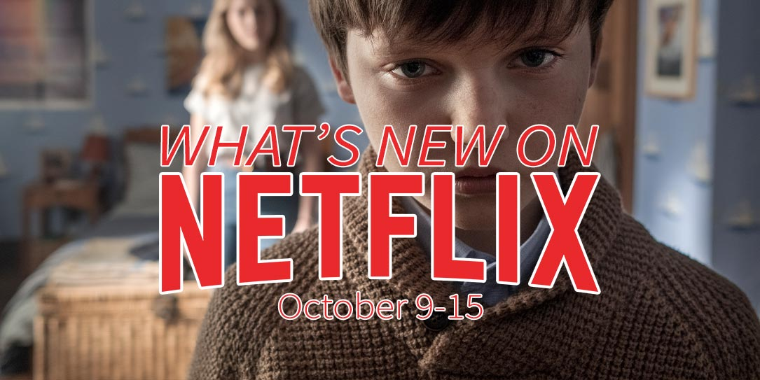 New on Netflix October 9-16 Haunting of Bly Manor screencap