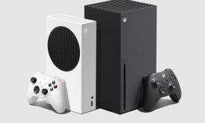 Xbox Series X and Series S game consoles