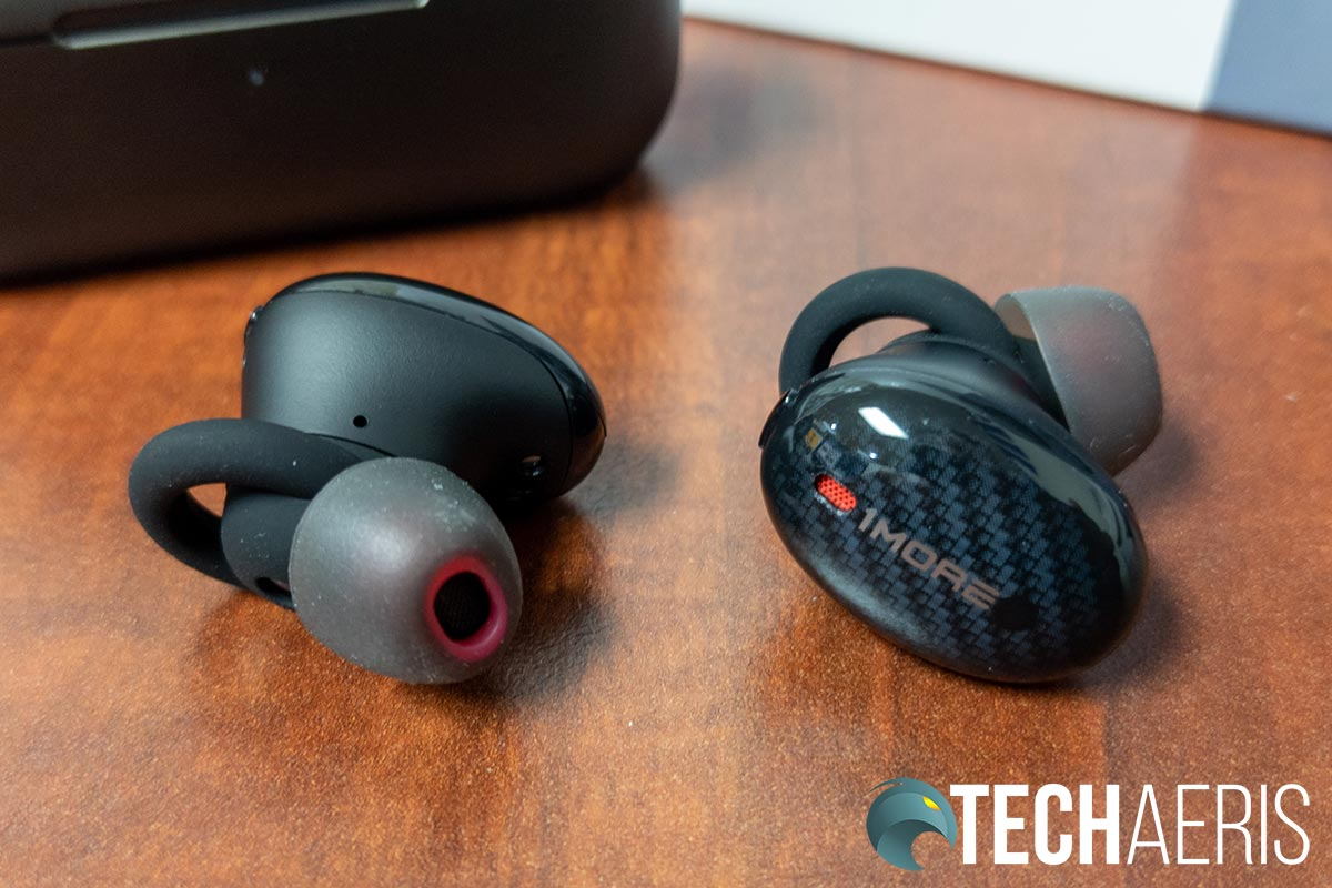 The 1MORE True Wireless ANC In-Ear Headphones