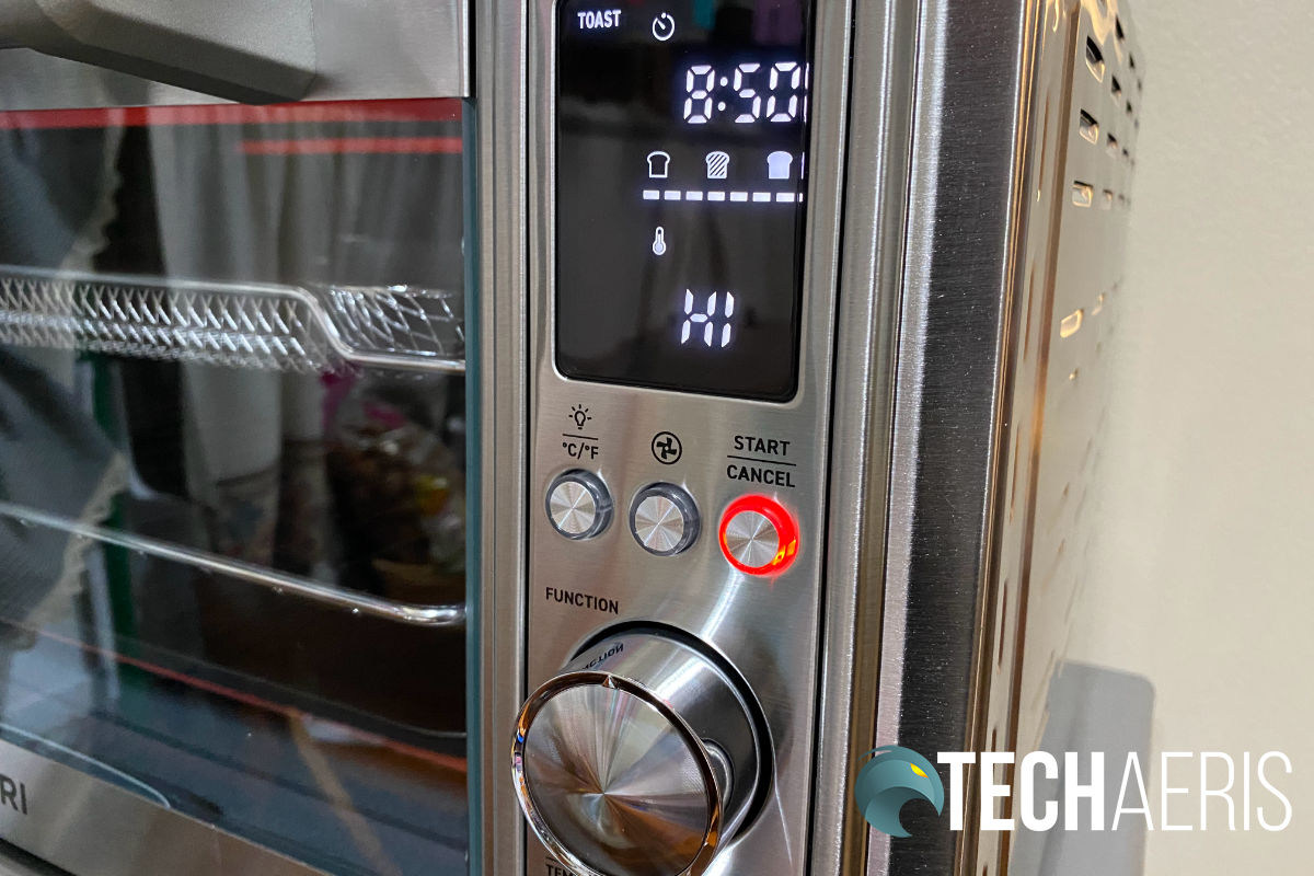 Cosori 12-in-1 Air Fryer Toaster Oven review: An essential kitchen gadget
