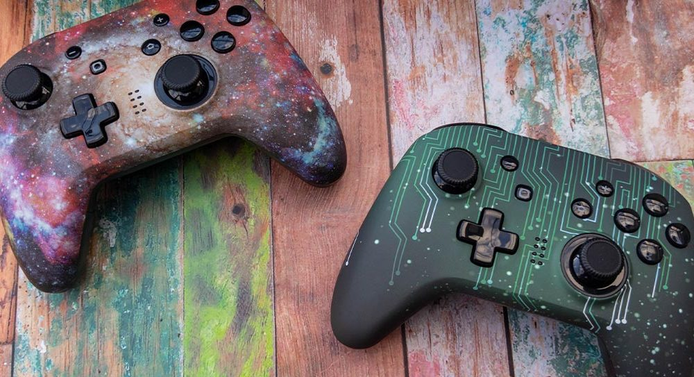 The EasySMX ESM 4108 game controller