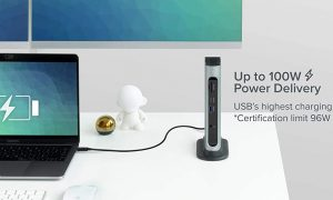 Plugable TBT3-UDZ Thunderbolt 3 Docking Station
