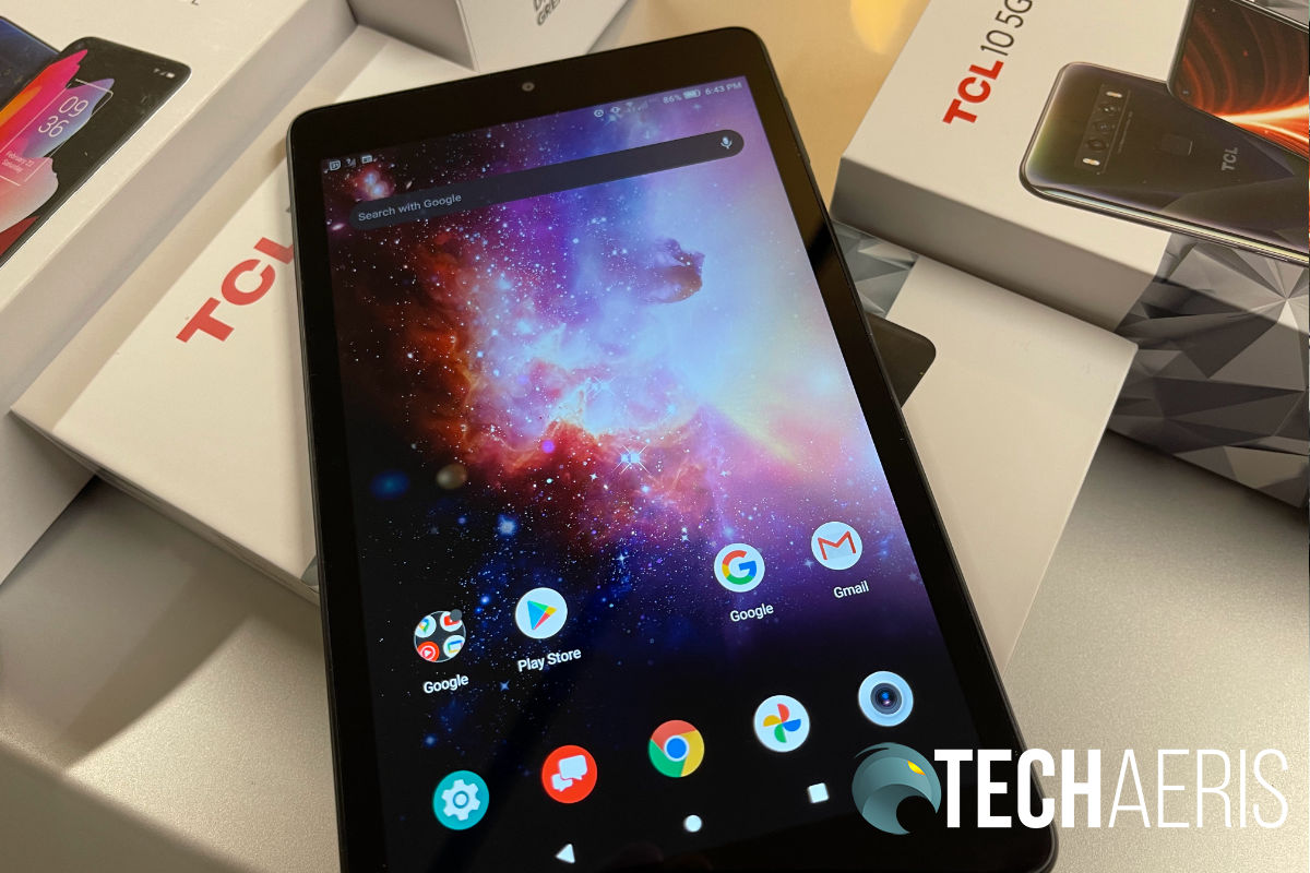 "TCL TAB review: An excellent 8"" Android tablet for media consumption"