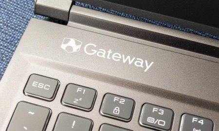 Gateway Creator Series laptop