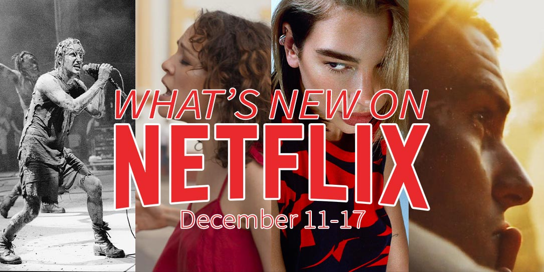 New on Netflix December 11-17 Song Exploder Volume 2 NIN Trent Reznor Dua Lipa Natala Lafourcade The Killers