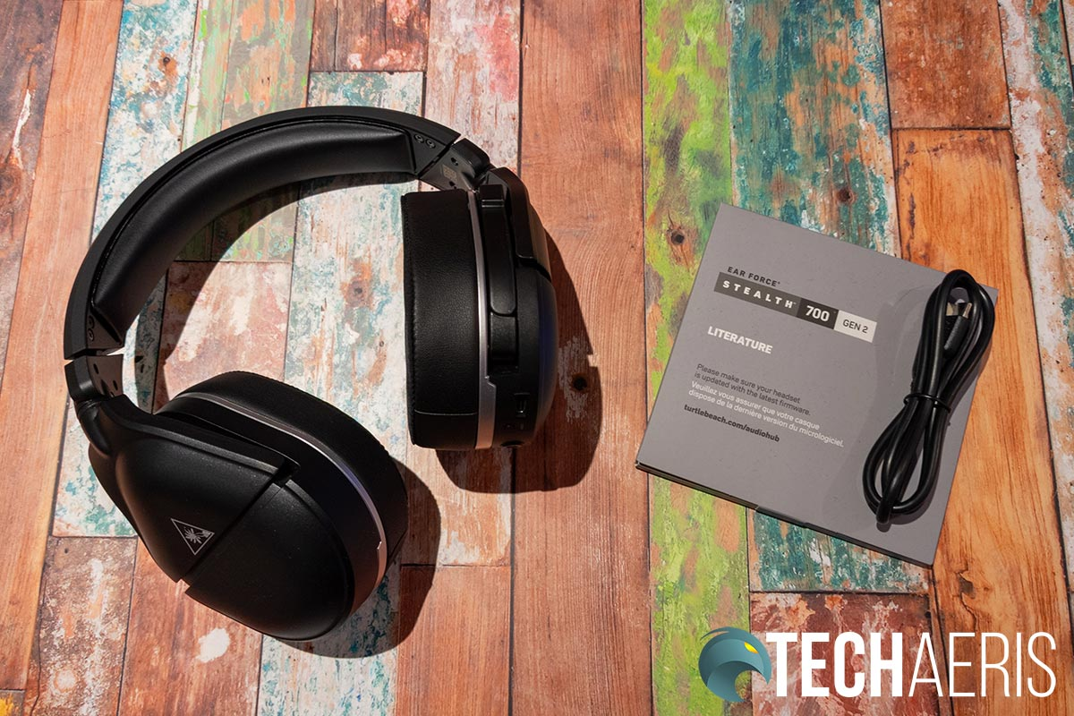 What's included with the Turtle Beach Stealth 700 Gen 2 for Xbox